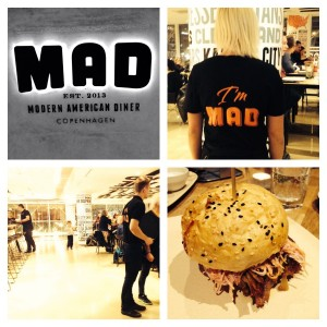 MAD Restaurant Copenhagen